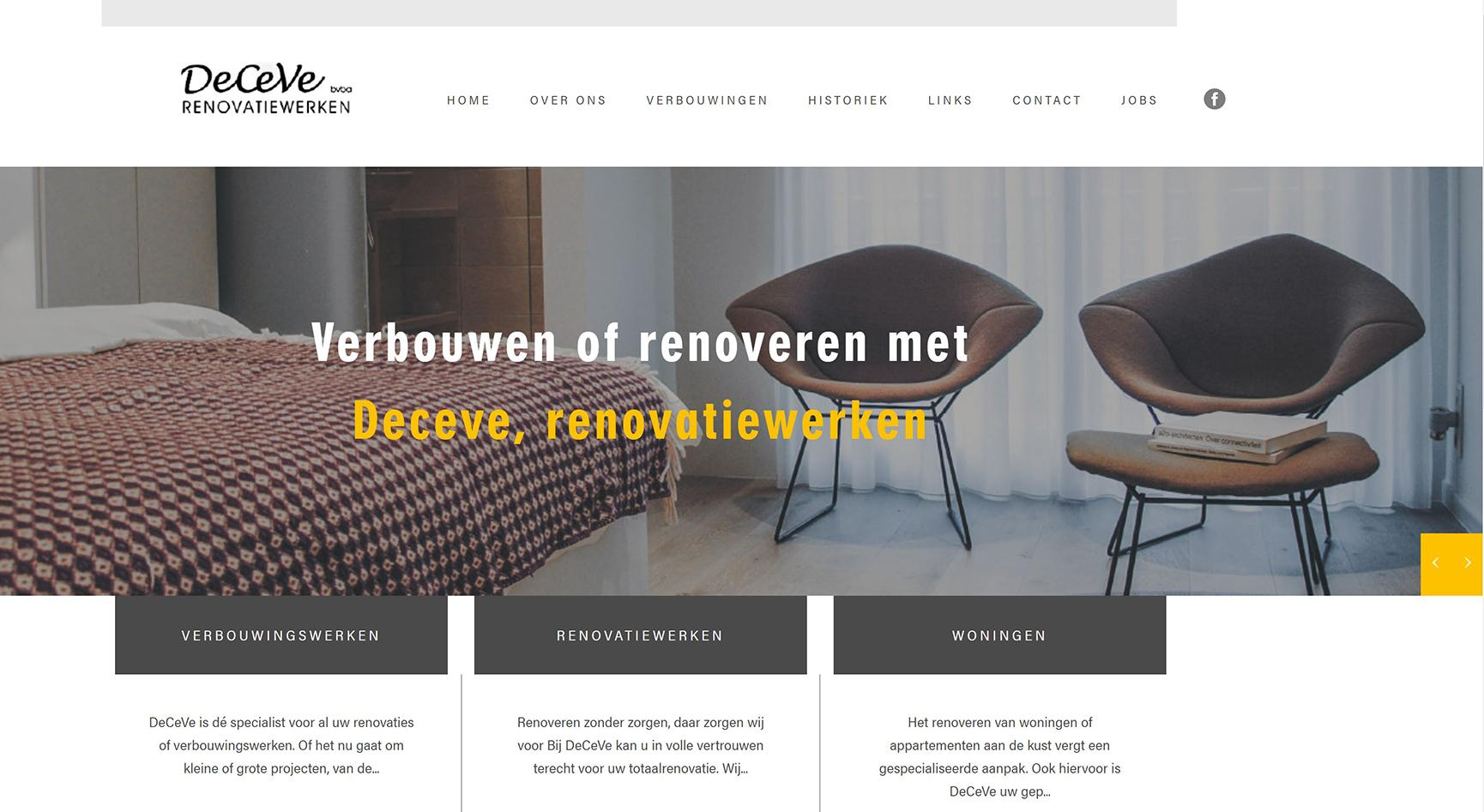 Deceve renovatie